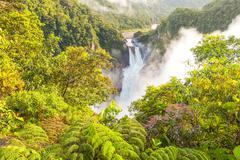 Stock Photo of San Rafael Falls
