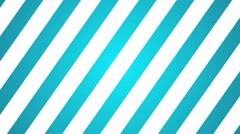 4k geometric abstract thick striped motion background may poles or candy canes Stock Footage