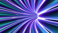 Vortex Fly Through Background Stock Footage