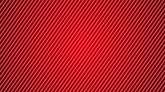 4k geometric abstract thin striped motion background loop red Stock Footage