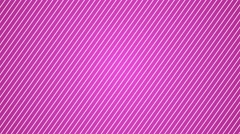 4k geometric abstract thin striped motion background loop pink Stock Footage
