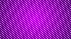 4k geometric abstract thin striped motion background loop purple Stock Footage
