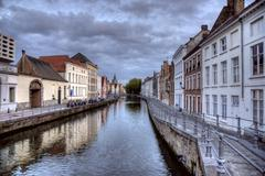 Stock Photo of Travel in Brugge