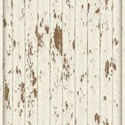 Weathered white painted wooden planks Stock Illustration