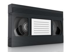 VHS videotape Piirros