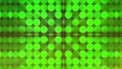 Digital Billboard Motion Background - 1080p Stock Footage
