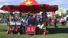 Pumpkinfest at North York's Downsview Park, Toronto 2015 Stock Footage