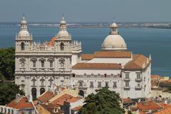 Stock Photo of Church of Santa Engracia, Lisbon, Portugal