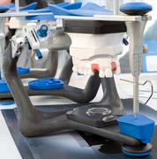 Dental Articulator - stock photo