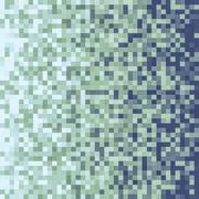 Mosaic gradient tiles texture background Stock Illustration