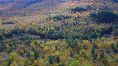 Aerial drone footage New Hampshire Stock Footage