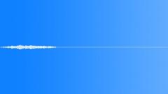 Tray Slide - sound effect