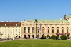 Stock Photo of Hofburg Imperial Palace In Vienna