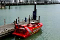 Auckland Adventure Jet - stock photo