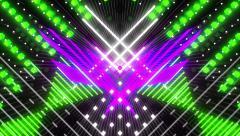 VJ Loop Color Symmetry 2 - stock footage