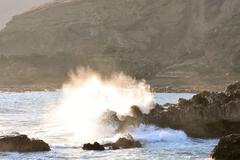 BIg Wave in the Ocean Kuvituskuvat