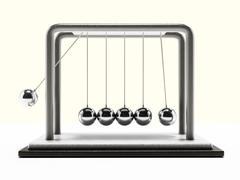 Pendulum Stock Illustration