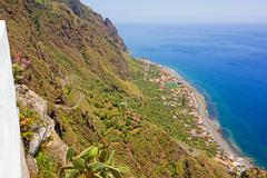 Stock Photo of Paul do Mar, Madeira