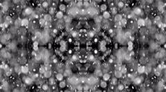 A decorative particle celebration  - Particle FX1028 HD, 4K Stock Footage