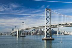 San Francisco Panorama - stock photo