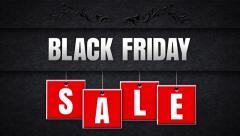 Black Friday Sale on Black Felt Arkistovideo