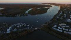 Noosa River Queensland Stock Footage