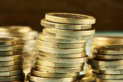 Euro coins Kuvituskuvat