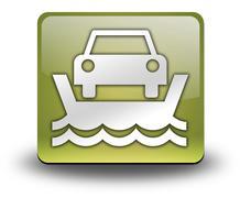 Icon, Button, Pictogram Vehicle Ferry Stock Illustration
