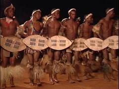 Zulu Camp,  Warriors War Dance Arkistovideo