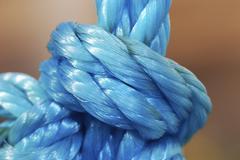 Blue knot Stock Photos