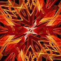 Stock Illustration of Abstract Warm Shapes Background