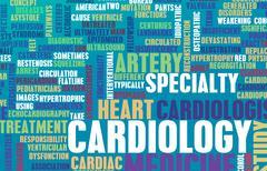 Cardiology - stock illustration