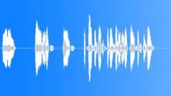 INDEX DOLLAR - Voice alert (78.6FIBO) - sound effect