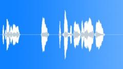 BRENT - Voice alert (EMA89) - sound effect