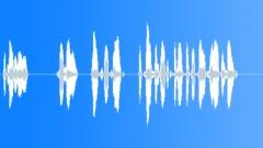 CRUDE OIL - Voice alert (50.0FIBO) - sound effect