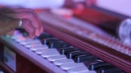 Stock Video Footage of musician plays the piano