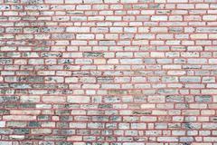 Old natural stonewall - stock photo