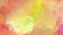 Bright colors - seamless background moving - stock footage