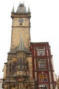 Old Town Hall, Prague, Czech Republic - stock photo