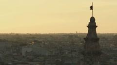 City view of Mazara del Vallo, Sicily (1) Stock Footage