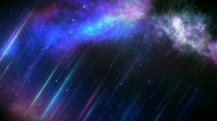 Space Galaxy Stock Footage