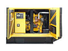 Large generator Stock Photos