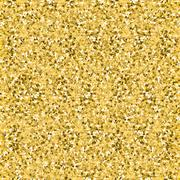 Gold texture. Yellow Gold Pattern. Background precious metal. Stock Illustration