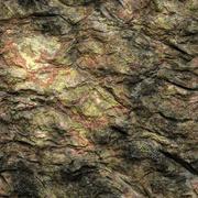 Seamless rock texture background closeup - stock illustration