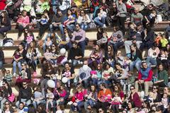Thessaloniki, Greece, November 1 2015: Hundreds of mothers attended 6th Natio - stock photo
