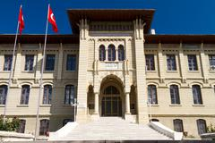 Kastamonu Governor's Office, Turkey - stock photo
