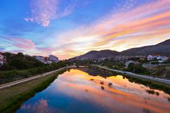 Stock Photo of Cityscape of Trebinje - Bosnia and Herzegovina