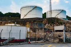 Fuel Tank Storage Stock Photos