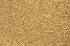Closeup of leather texture. - stock photo
