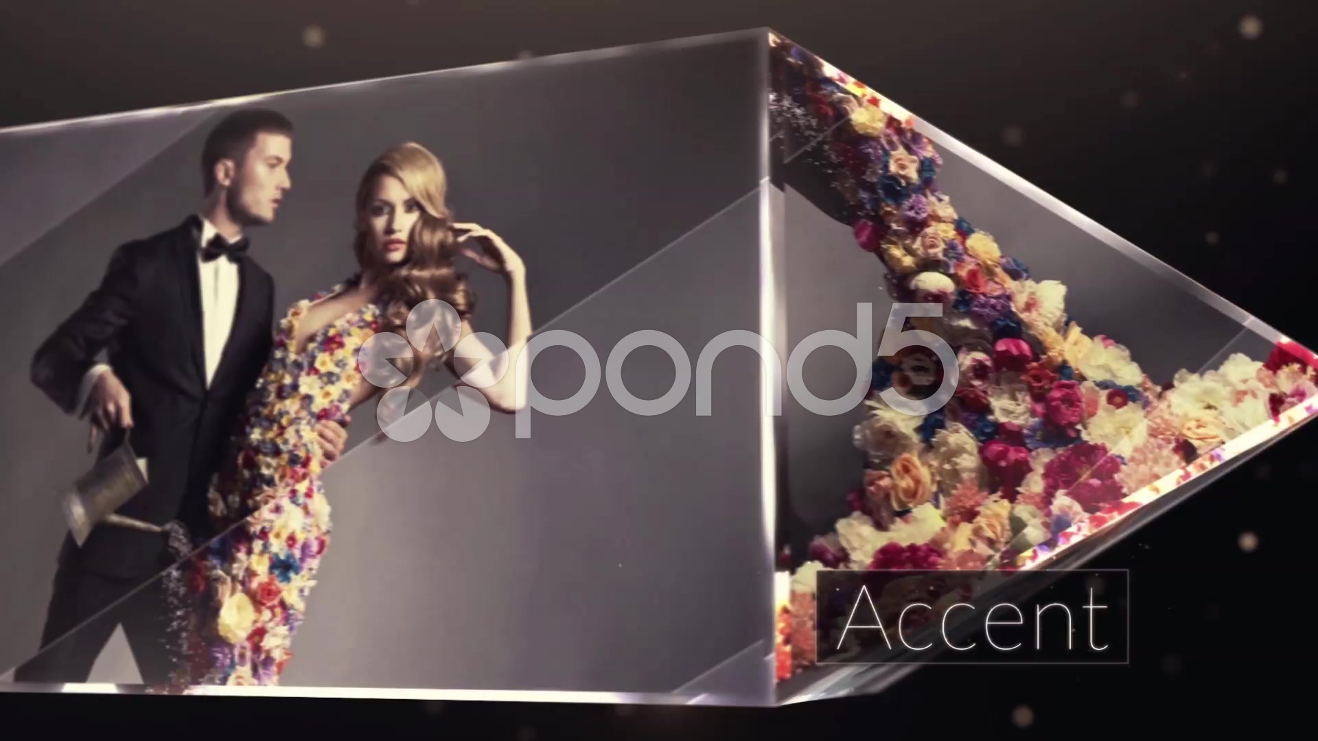 After Effects Project - Pond5 Accent Crystal Modern Slideshow 56542319